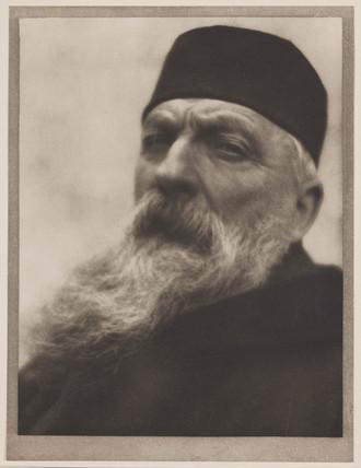 'Auguste Rodin', 1906.