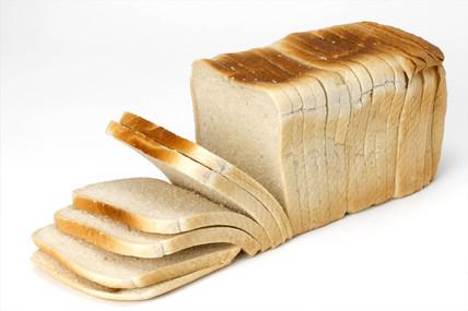 Sliced white bread, 2006.