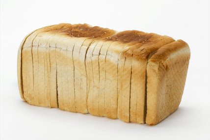 Sliced white bread, 2006.