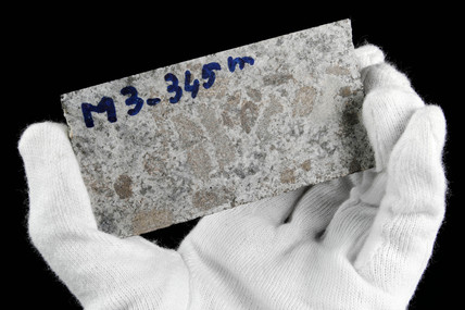 Sample of the Morokweng Asteroid, 2006.