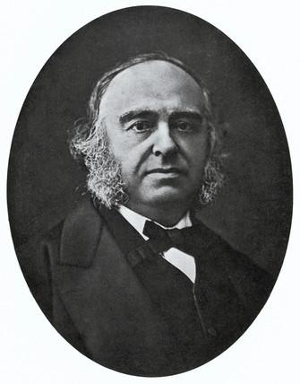 Pierre-Paul Broca, 1824-1880.