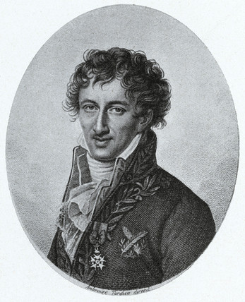 Georges Cuvier (1769-1832).