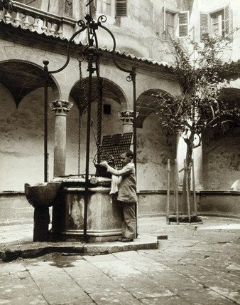 Palma, Majorca, 1929.
