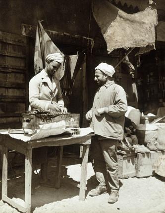Rabat, Morocco, 1933.