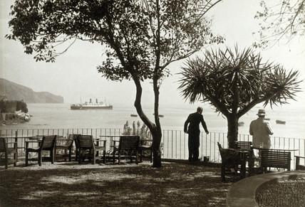 Reids Hotel, Madeira, 1934.