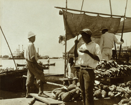 Cartagena, Colombia, 1934.