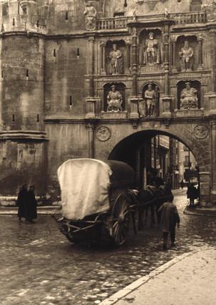 Burgos, Spain, 1929.