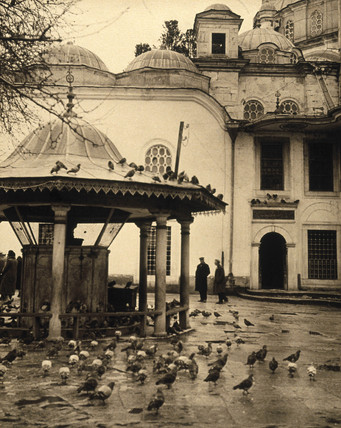 The Mosque of Eyoub, 1932.
