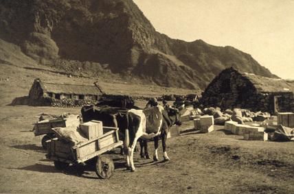 Tristan da Cunha, 1939.