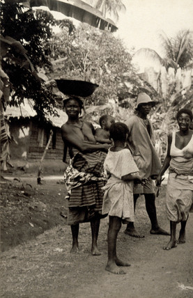 Sierra Leone, 1939.