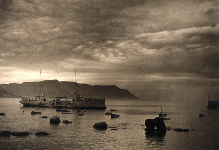 Simonstown, South Africa, 1939.