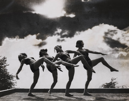 The Margaret Morris Dancers, 24 August 1932.