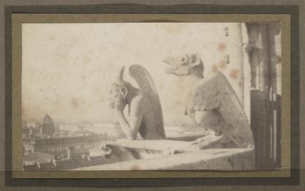 'After Meryon - Le Stryge', c 1913.