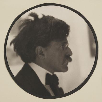 'Alfred Stieglitz', 1905.