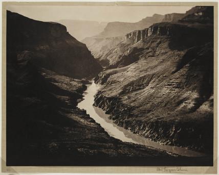 'The Colorado River', 1911.