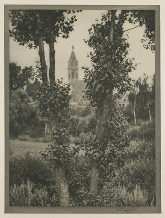 'Bavarian Pastoral', 1908.