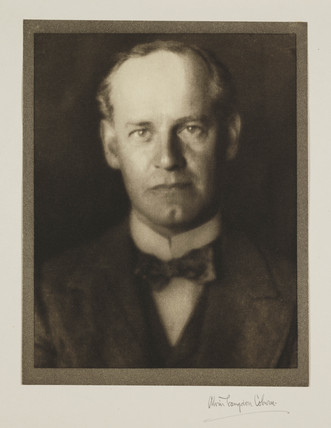'John Galsworthy. Poet, novelist, playwright', 1908.
