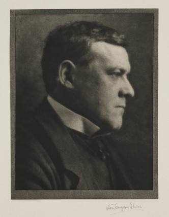 'Hilaire Belloc. Author', 1908.