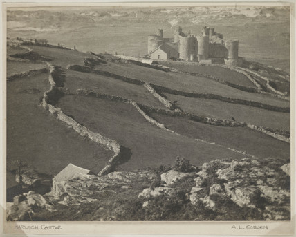 'Harlech Castle', 1920.