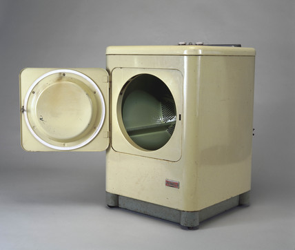Parnall 'Auto Dry' tumble drier, c 1958.