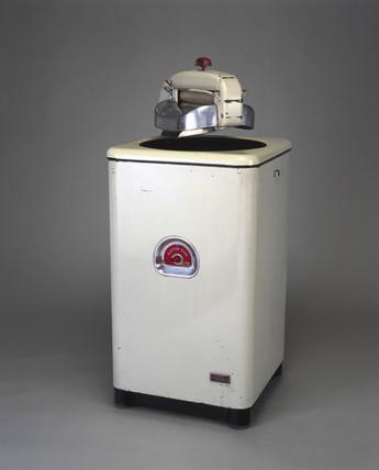 Parnall electric washing machine and mangle, 1955.