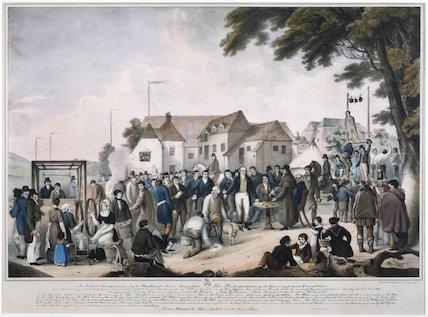 'The Throckmorton Coat', 1811.