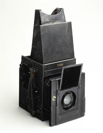 'Soho' camera, c 1912.