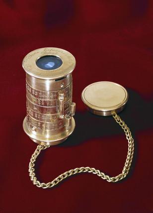 Watkins' Standard Exposure Meter, 1900.