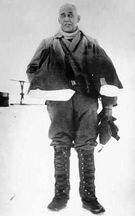 Roald Amundsen (1872-1928), explorer and