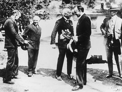Roald Amundsen (1872-1928), explorer and