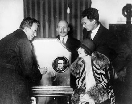 John Logie Baird c 1930's.