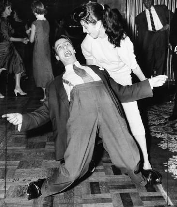 Dancing to Rock 'n' Roll, London, 18 Septem