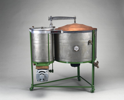 Riby twin tub washing machine, 1932.
