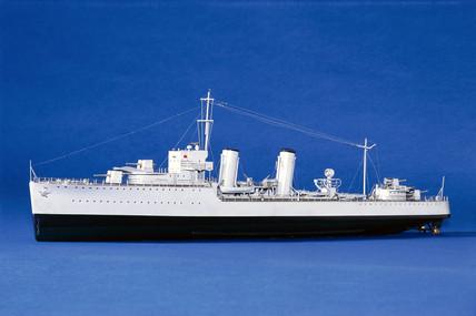 HMS 'Antelope', 1929.