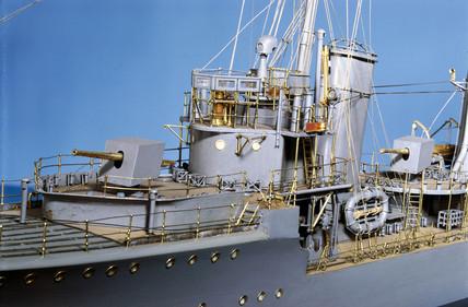 HMS 'Tobago', 1918.