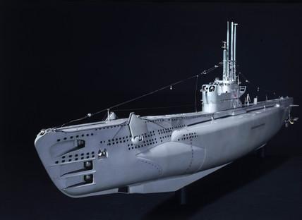 HMS 'Amphion', 1944.