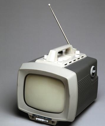 Perdio 'Portarama Mk II' television receiver, 1962.