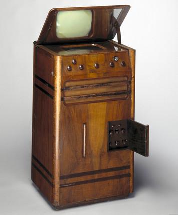 Baird television receiver, 1936.