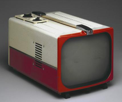 Pye 'PTV' television receiver, c 1957.