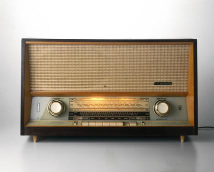 Grundig 3365 radio, c 1959.