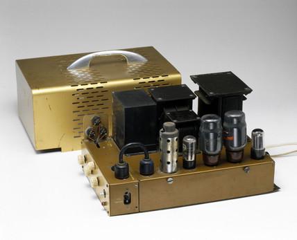 Leak  TL/12 'Point One' amplifier, c 1952-1955.