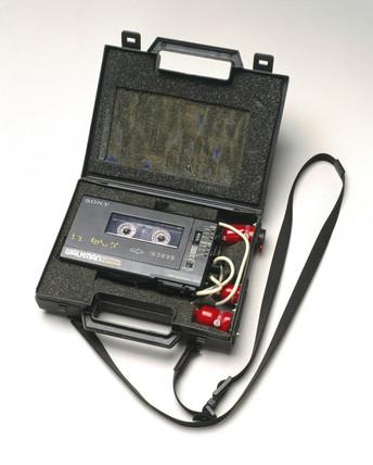 Sony Pro Walkman, 1989.
