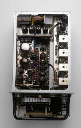 STR 9 VHF aircraft radio transceiver, 1950-1955.