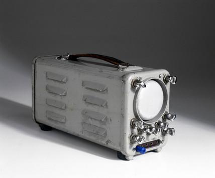 Cosor portable oscilloscope, c 1952.