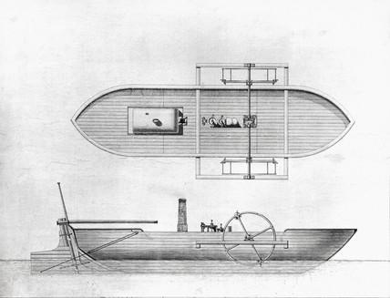 PS 'Elizabeth', 1815.