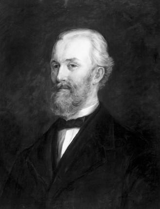 Thomas Silver, c 1860.