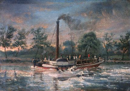 PS 'Comet', 1812.