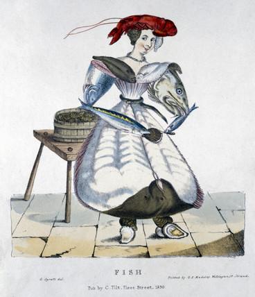 'Fish', 1830.