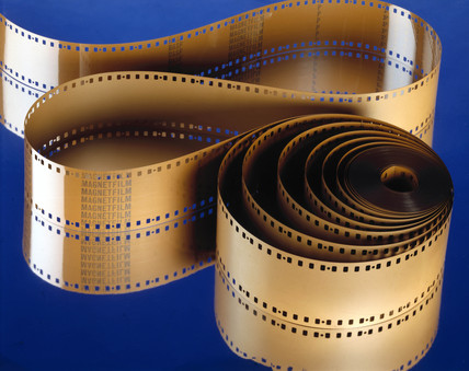 BASF Magnetfilm, early 1980s.