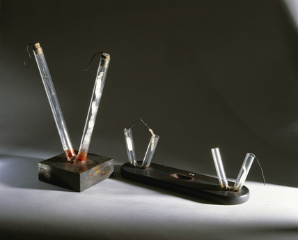 Voltameters, 19th century.
